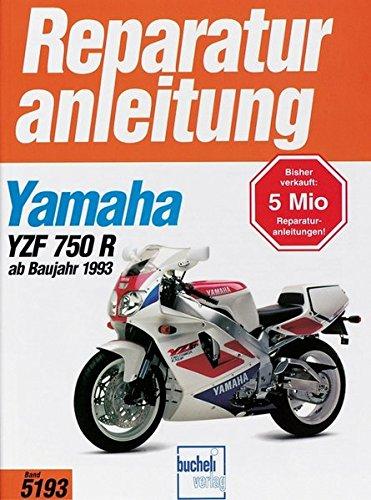 9783716819029: Yamaha YZF 750 R ab Baujahr 1993.