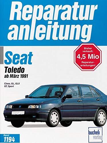 9783716819104: Seat Toledo ab März 1991.