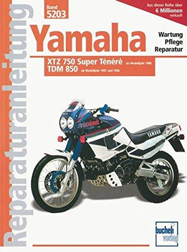 9783716819289: Yamaha XTZ 750 Tenere / TDM 850