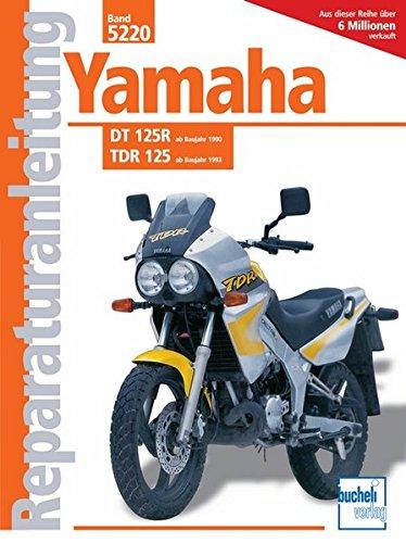 9783716819685: Yamaha TDR 125 ab 1993 / DT 125R ab 1990.