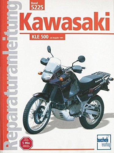 9783716819784: Kawasaki KLE 500 ab 1991