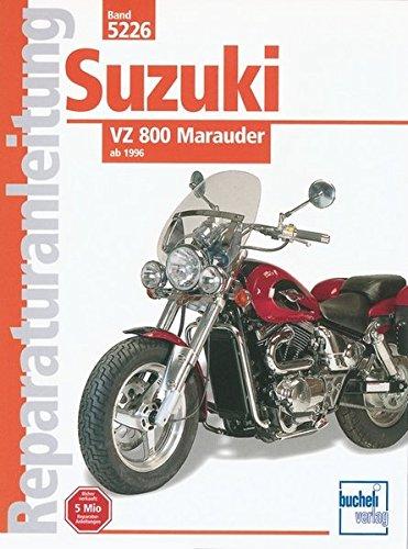 9783716819791: Suzuki VZ 800 Marauder ab 1996.