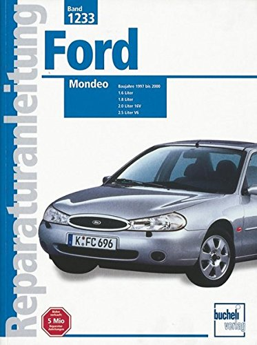 9783716819807: Ford Mondeo.
