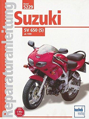 9783716819876: Suzuki SV 650 S ab 1999