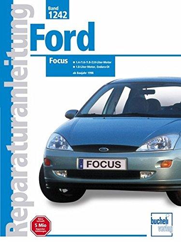 9783716819913: Ford Focus ab Baujahr 1998.