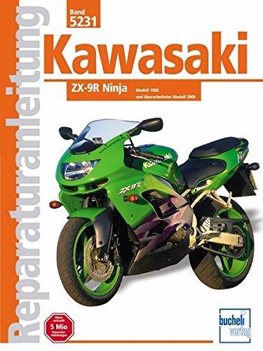 9783716819944: Kawasaki ZX-9R Ninja. Modell 1998 und überarbeitetes Modell 2000.
