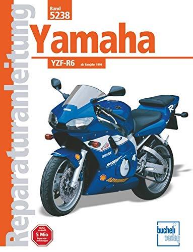 9783716820056: Yamaha YZF-R6 ab Baujahr 1999
