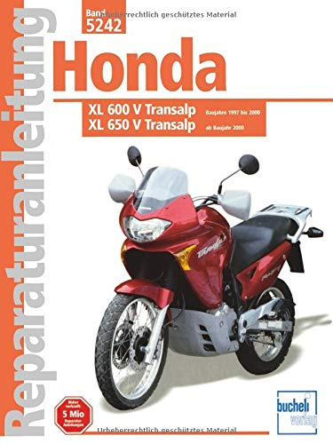 Honda 600 V Transalp und XL 650 V Transalp ab Baujahr 1997/2000