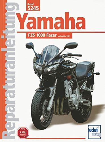 Fz 1 Fazer Ab Modelljahr 2006 Bucheli Neu! Reparaturanleitung Yamaha Fz 1 Auto & Verkehr
