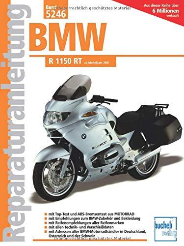 9783716820285: Reparaturanleitung BMW R 1150 RT (ab Modelljahr 2001)