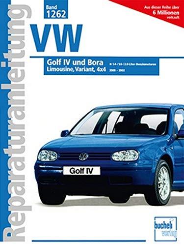 9783716820322: VW Golf IV / Bora: 2000-2002 // Reprint der 1. Auflage 2003