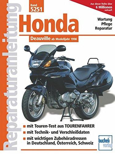 9783716820445: Honda Deauville: Deauville ab Modelljahr 1998