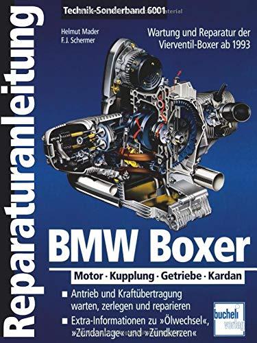 BMW Boxer: Helmut Mader