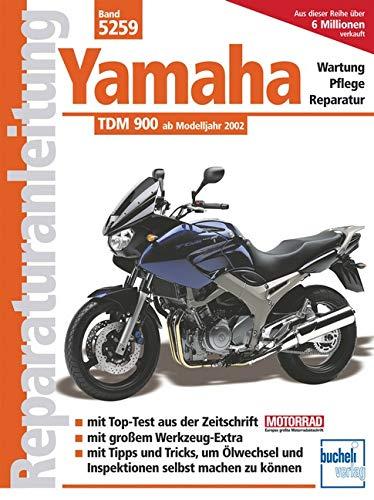 9783716820582: Yamaha TDM 900 ab Modelljahr 2002: Wartung - Pflege - Reperatur