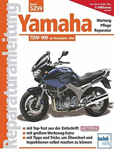 9783716820582: Yamaha TDM 900 ab Modelljahr 2002