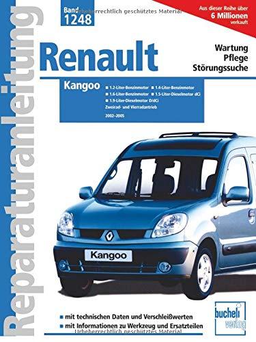 Reparaturanleitung Renault Kangoo
