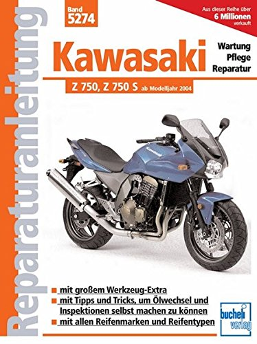 Kawasaki Z 750, Z 750 S, Z 750 ABS: Franz J. Schermer