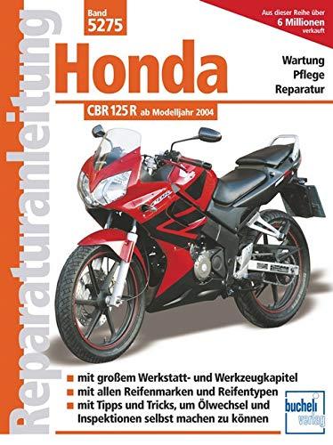 9783716820902: Honda CBR 125