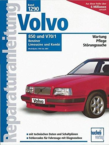9783716820995: Reparaturanleitung (Band 1290): Volvo 850 / V70 I