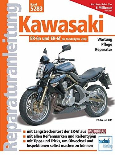 9783716821152: Kawasaki 650 ER-6n und ER-6f