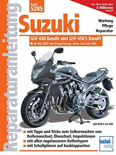 9783716821176: Suzuki GSF 650 Bandit ab Modelljahr 2007