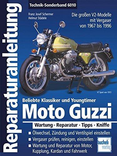 Moto Guzzi V-2: Franz Josef Schermer