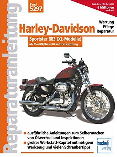 9783716821633: Harley Davidson 883: Einspritzer und Zahnriemen ab Modelljahr 2007