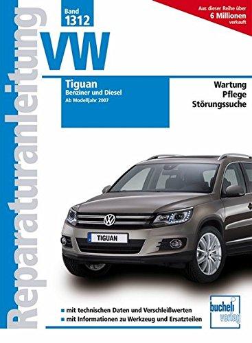 9783716821657: VW Tiguan
