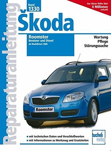 9783716821664: Skoda Roomster: ab Modellstart 2006