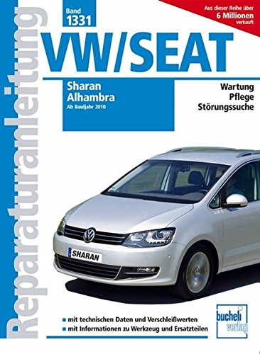 9783716821701: VW Sharan / Seat Alhambra ab Bj. 2010
