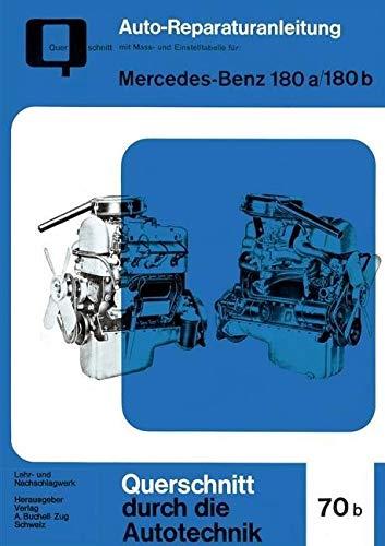 Mercedes-Benz 180 a / 180 b (Paperback)