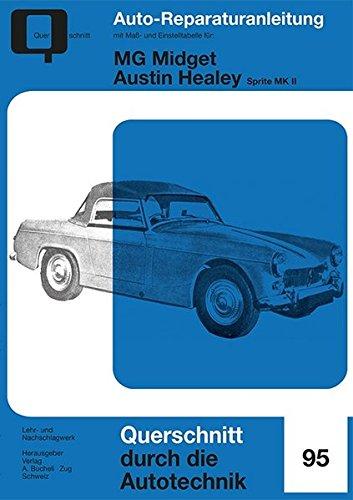MG Midget / Austin Healey: Sprite MK II // Reprint der 1. Auflage 1970 (Paperback)