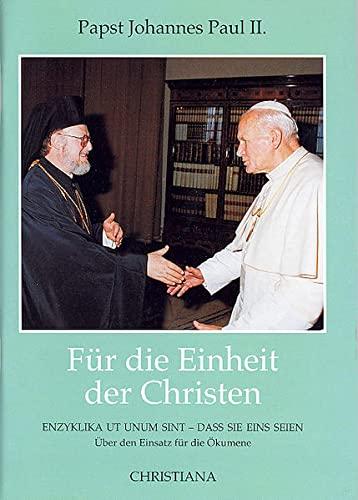 Enzyklika 'Ut unum sint' (3717110004) by Johannes Paul II.; Wojtyla, Karol