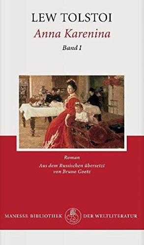 Anna Karenina 1/2: Leo N. Tolstoi