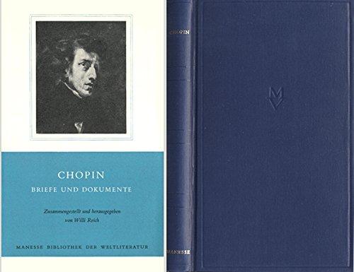 9783717510796: Frederic Chopin. Briefe und Dokumente