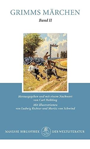 Kinder- und Hausmärchen 2: Wilhelm Grimm Jacob