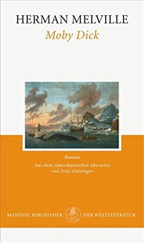 Moby Dick: Roman: Melville, Herman