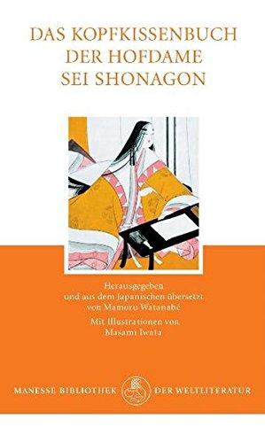 9783717513643: Das Kopfkissenbuch der Hofdame Sei Shonagon