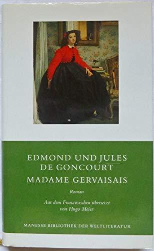9783717517900: Madame Gervaisais. Roman