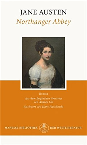 9783717520924: Northanger Abbey