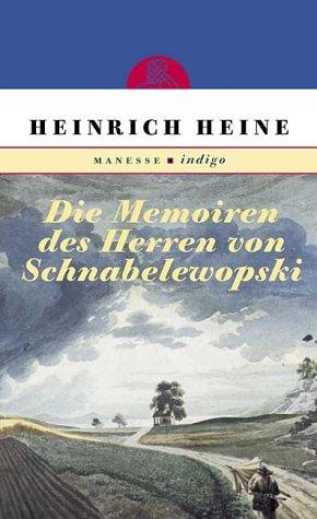 9783717540083: Die Memoiren DES Herren Von Schnabelewopski (German Edition)