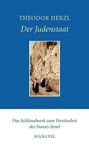 9783717540557: Der Judenstaat: Versuch einer modernen Lösung der Judenfrage