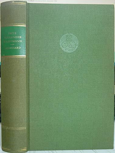 9783717580423: Leonhard: Chronik einer Kindheit (Manesse Bibliothek der Weltliteratur. Corona-Reihe)