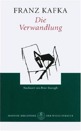 Die Verwandlung.: Franz Kafka