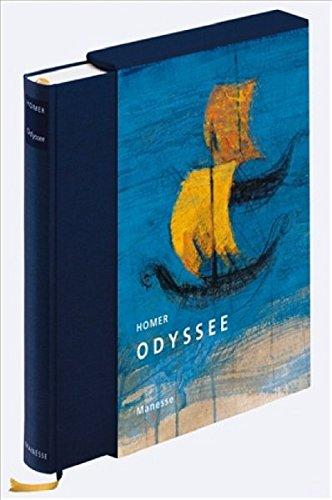 Odyssee Homer; Anton Christian and Kurt Steinmann