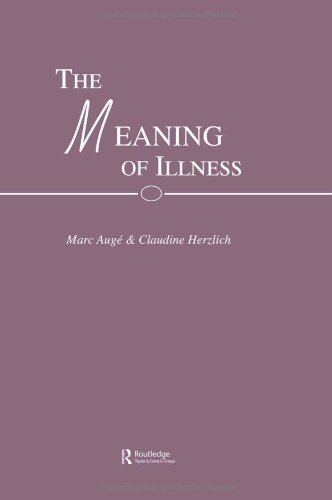 9783718652075: The Meaning of Illness (SOCIAL ORDERS)