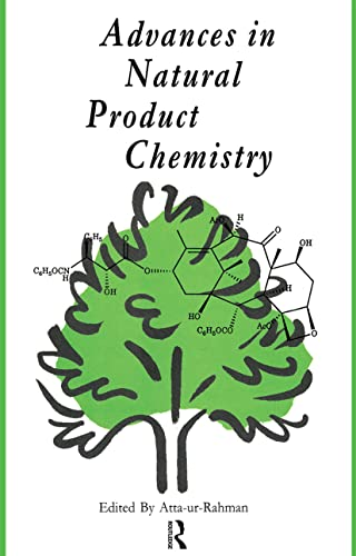 9783718653195: Advances In Natural Product Ch