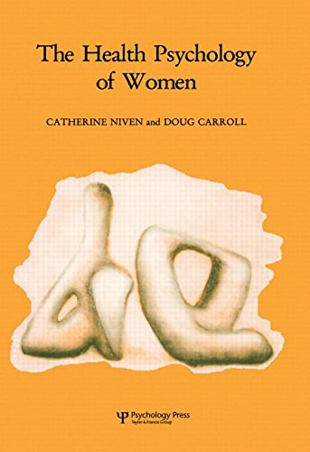 Health Psychology of Women (3718653362) by Niven