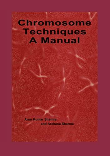9783718655137: Chromosome Techniques