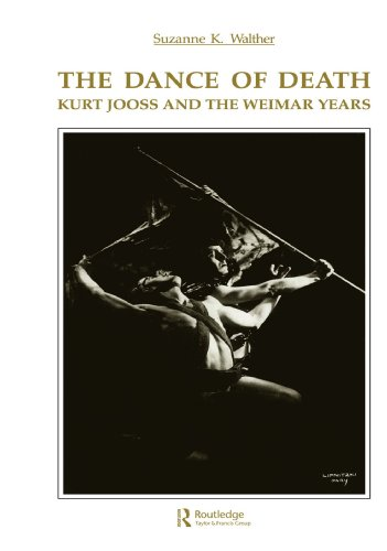 9783718655328: Dance of Death: Kurt Jooss and the Weimar Years (Choreography and Dance Studies Series)